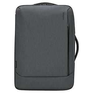 Targus EcoSmart Cypress 15.6  Laptop Convertible Backpack Grey