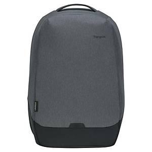 Targus EcoSmart Cypress 15.6  Laptop Security Backpack Grey