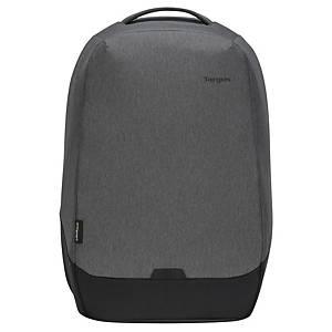 Targus EcoSmart Cypress Security rugzak, voor laptop 15,6 inch, grijs