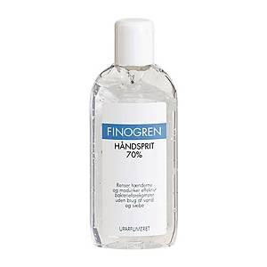 Håndsprit Finogren, 70 %, 100 ml