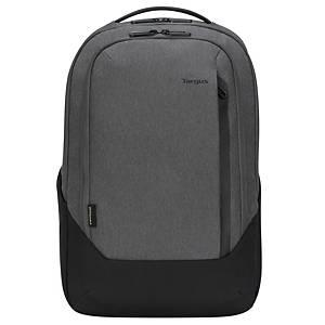 Targus EcoSmart Cypress Hero rugzak, voor laptop 15,6 inch, grijs