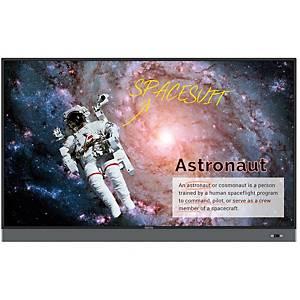 Monitor led interactivo BenQ - táctil de 65 pulgadas