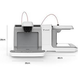 Impressora 3D - marca Voladd