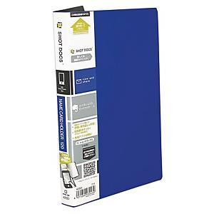 KING JIM 42SD 名片簿 120套 藍色