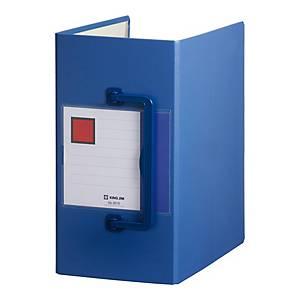 錦宮 單開管式文件夾 A4 藍色 脊寬: 150毫米