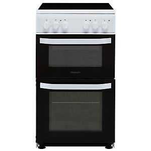 HOTPOINT CLOE HD5V92KCW ELECTRIC COOKER - WHITE