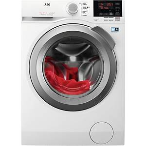 AEG PROSENSE TECHNOLOGY L6FBG942R WASHING MACHINE WITH 1400 RPM 9KG - WHITE