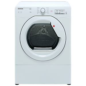 HOOVER LINK HLV10LG VENTED TUMBLE DRYER - WHITE
