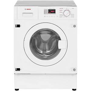 BOSCH SERIE 4 WKD28351GB BUILT IN WASHER DRYER - WHITE
