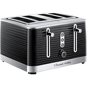 RUSSELL HOBBS INSPIRE 24381 TOASTER - BLACK