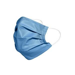 Mascherina filtrante adulto lavabile 70 volte tg unica - conf. 5