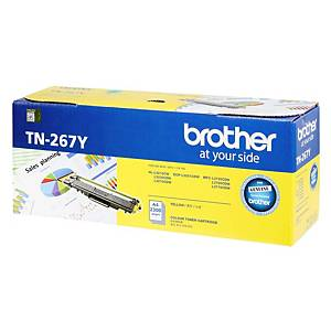 Brother TN-267Y Laser Cartridge - Yellow