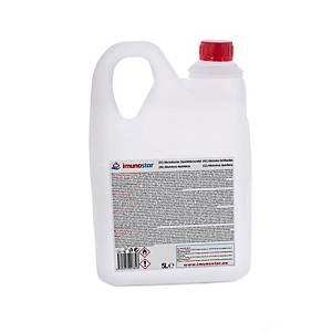 Imunostar Alkoholisches Hand- und Oberflächendesinfektionsmittel, 5 l