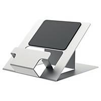 Fellowes Hylyft laptopstandaard, opvouwbaar, instelbare schermhoogte