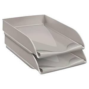 Lyreco Letter Tray Grey