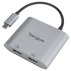 USB-C pour l'adaptateur HDMI Targus, jusqu'à 4K à 30Hz, argenté