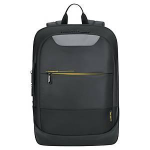 Sac à dos pour ordinateur portable Targus City Gear, 14-15.6, nylon, noir