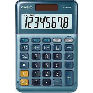 Calculadora MS-88EM - Casio - 8 digitos