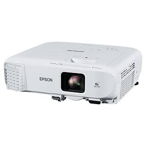 Projektor Epson EB-992F, 3LCD, bílý