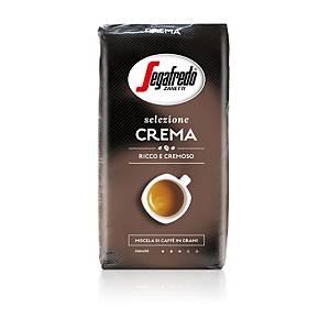 Segafredo koffie Selezione Crema, koffiebonen, pak van 1 kg