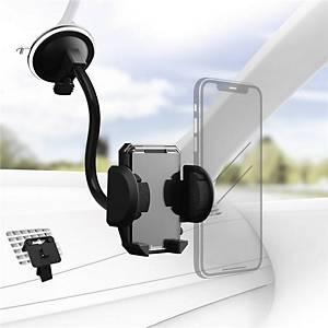 Hama Universal-Smartphone-Halter für Fahrzeug, 4 - 11 cm