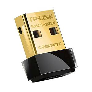 TP-LINK TLWN725N WIRELESS N NANO USB ADAPTER