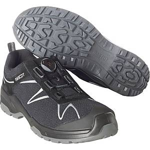Skyddssko Mascot Footwear Flex F0122-771, svart/silver, stl. 46