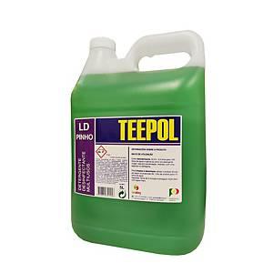 Desinfetante multiusos Teepol LD Pinho 5 l