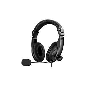 SANDBERG 325-27 LARGE USB H/SET BLK