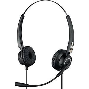 Headset Pro Stereo Sandberg 126-13, USB, schwarz