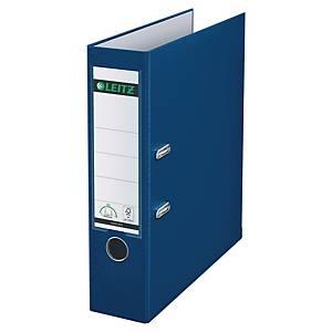 Leitz 1010 lever arch file PP 8 cm spine blue