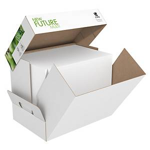 Papier à copier New Future Multi A4, 80 g/m2, blanc, box de 2 500 flles volantes
