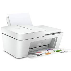 Multifunkčná atramentová tlačiareň HP DeskJet Plus 4120, farebná