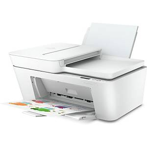 Multifunción de tinta HP DeskJet Plus 4120 - 4 en 1 - color