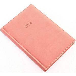 Bolero napi határidőnapló A5 - púder, 14,5 x 20,5 cm, 352 oldal