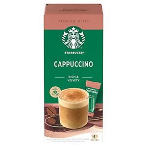 Starbucks Cappucino 14G - Box of 4