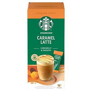 Starbucks Caramel Latte 21.5G - Box of 4