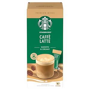 Starbucks Latte 14G - Box of 4