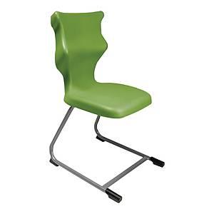 Krzesło ENTELO C-line, rozmiar 5, zielone