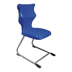 Krzesło ENTELO C-line, rozmiar 6, niebieskie