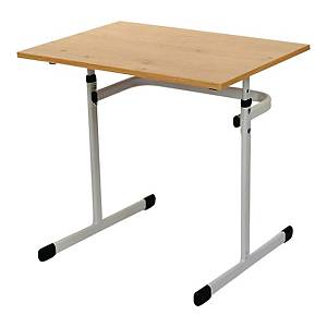ENTELO BANKO BENCH SINGLE ADJUST 70X50CM