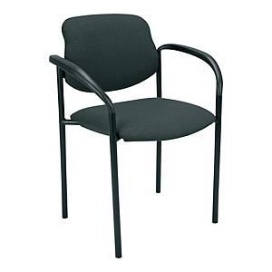 Krzesło NOWY STYL Styl 4L-Arm, szare