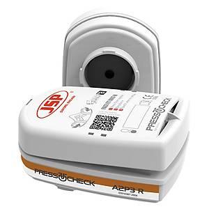 Filtre anti-poussières A2P3 JSP PressToCheck™ - la paire