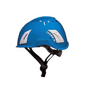 Capacete de segurança Irudek Oreka - azul