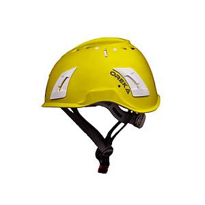 Capacete de segurança Irudek Oreka - amarelo