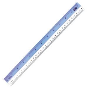 Astar SR12 Plastic Ruler 12