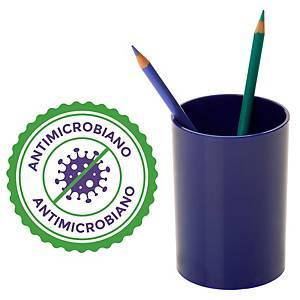 Portalápices antimicrobiano Archivo 2000 - azul