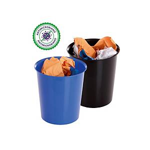 ARCHIVO 2000 ANTI-MICR WASTE BIN 16L BLU
