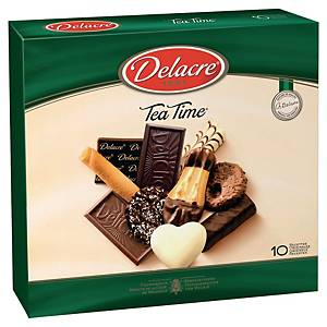 Assortiment de biscuits Delacre Tea Time - boîte de 300 g