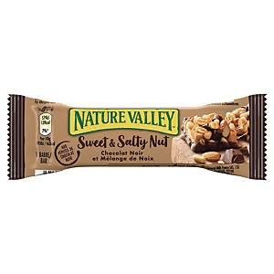 Barre chocolatée Nature Valley - Sweet & Salty Nut - paquet de 18